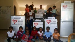 Donations to RCH